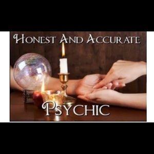 Psychic readings Tarotcard aura energy clairvoyant